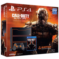 کنسول بازی سونی مدل Playstation 4 Call of Duty Black Ops III Limited Edition Region 2 - CUH1216B