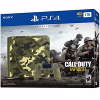 کنسول بازی سونی مدل Playstation 4 Slim Call Of Duty WWII Region 2 - CUH2115B
