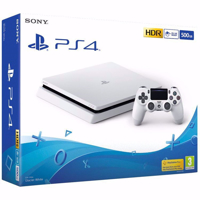 کنسول بازی سونی مدل Playstation 4 Slim White Region 2 - CUH2116A